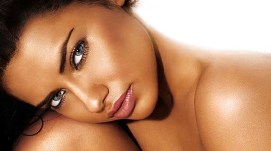 Marilina B Makeup Piel dorada
