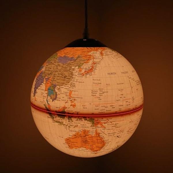 Planet Of Life / プラネット オブ ライフ 地球儀 ペンダントライト