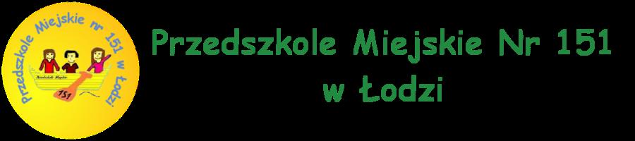 Przedszkole Miejskie Nr 151 w Łodzi