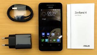 Spesifikasi dan Harga Terbaru Zenfone 4 November 2015