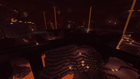 Nether Minecraft 1.9