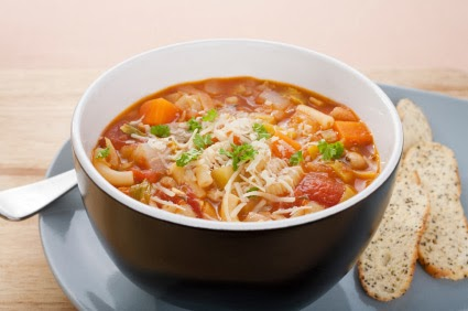 Recipe for Minestrone Soup Made Easy