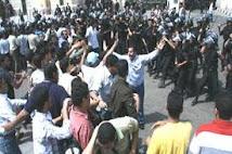 شارع الغضب: شارع قصر العيني بالقاهرة