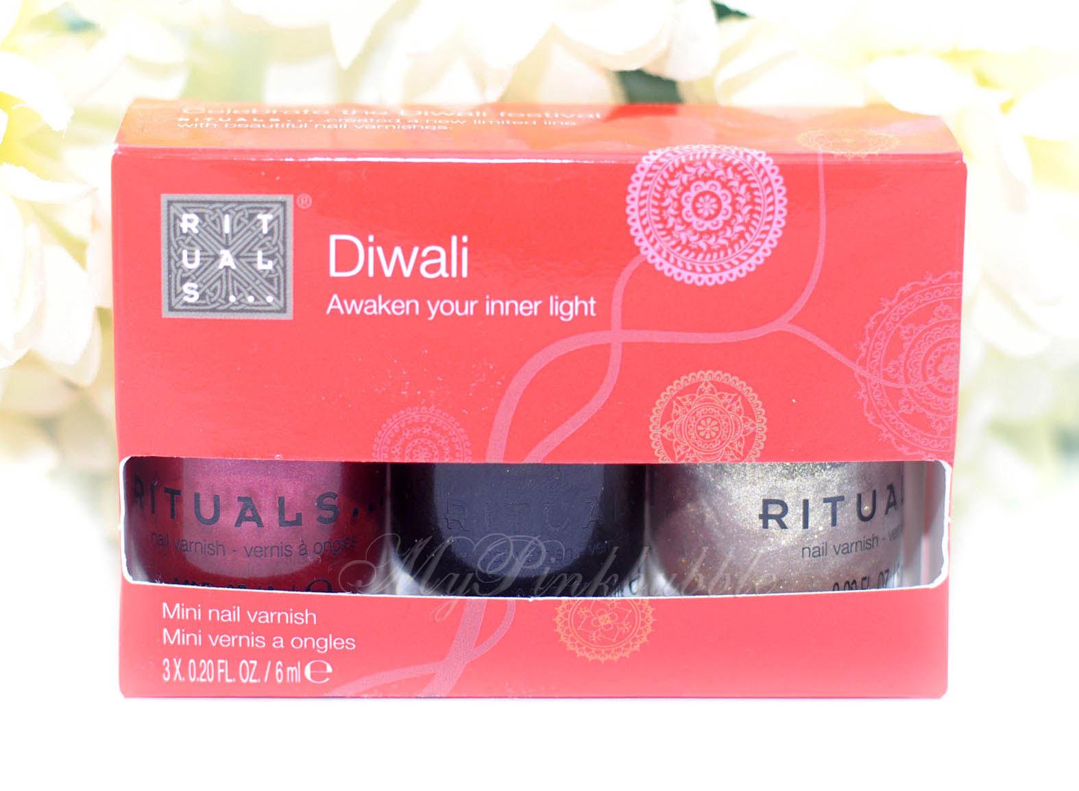 Rituals Nail varnish set