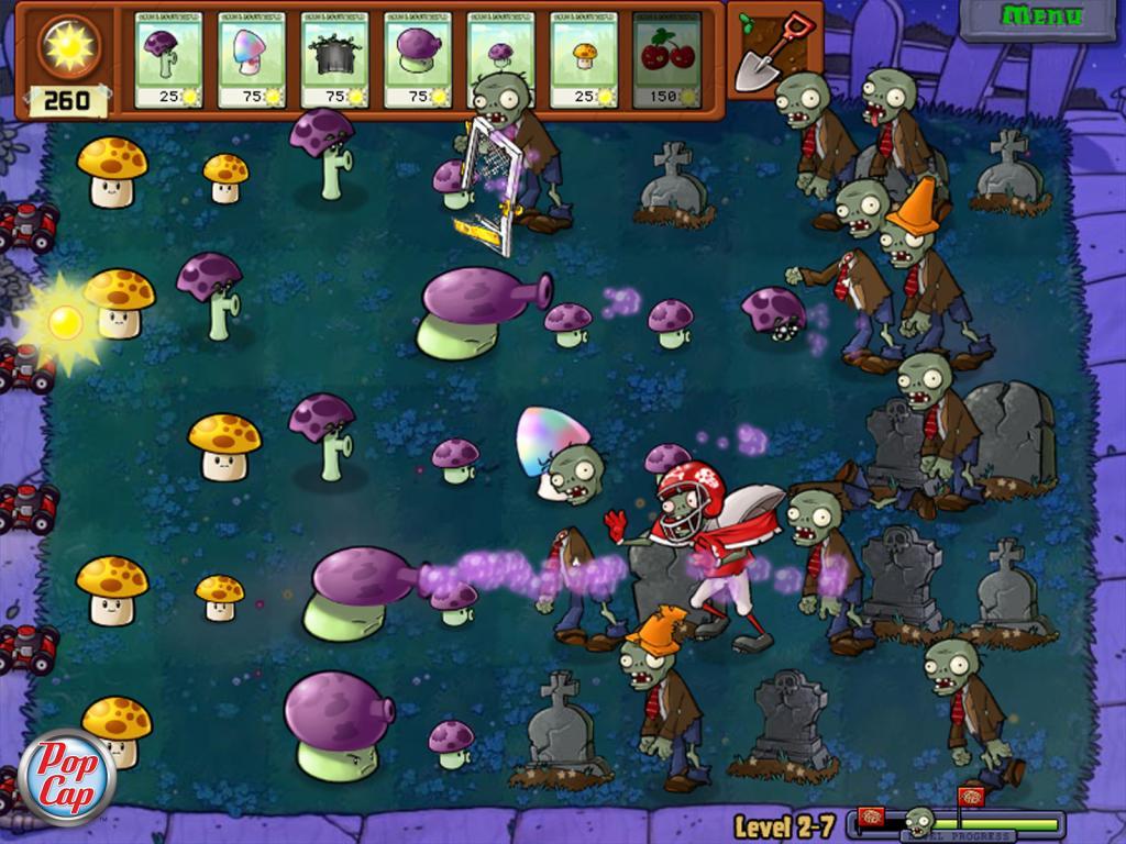 descargar juego plantas vs zombies gratis