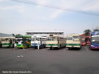 STATION BAS SERIAN,SERAWAK,