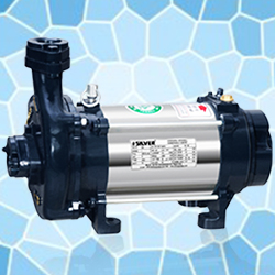 Silver Three Phase Open Well Pump M-29 (0.5HP) (Copper Rotor) Online, India - Pumpkart.com