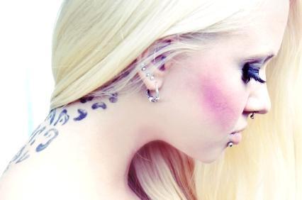 Cheetah Print Tattoos For Girls