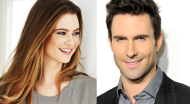 Watch Adam Levine and Behati Prinsloo Tied the Knot