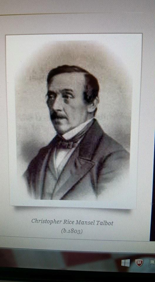 C.R.M Talbot