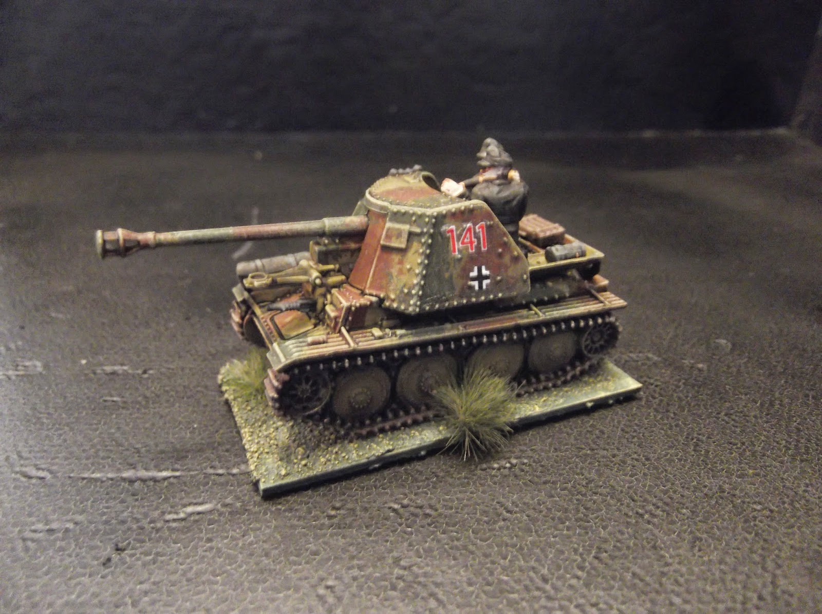 Storm of Steel: Plastic Soldier Company Marder III H, Now ...