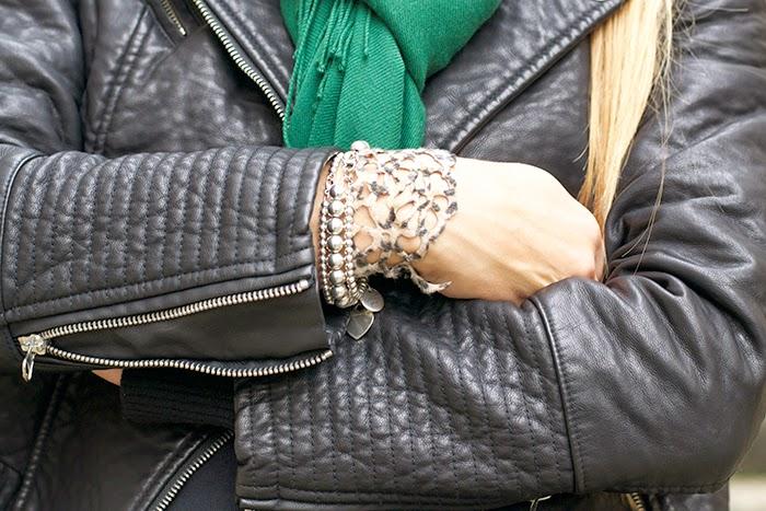 bracciale leopardo tatu