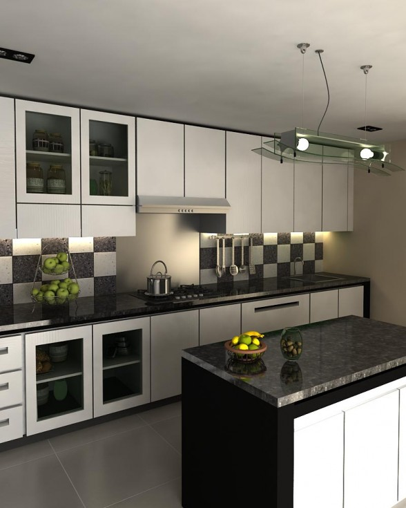 Kitchen Set For New Home: Home Design: Kitchen Set Minimalis Collection