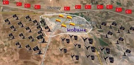 O Βρώμικος Ρόλος της Τουρκίας Έναντι των Κούρδων