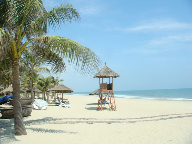 Plage de Cua Dai, Hoian - Photo An Bui
