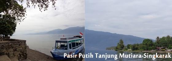 Pasir Putih Tanjung Mutiara-Singkarak