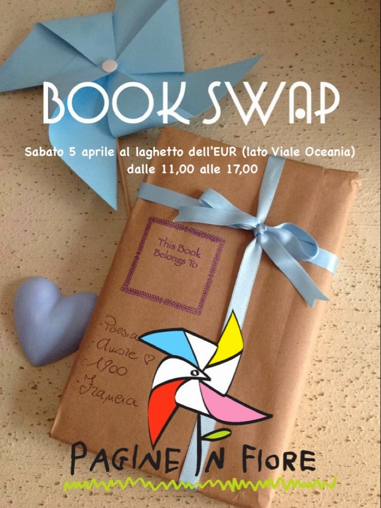 Book Swap Picnic!