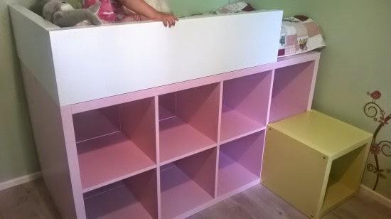 D co d tourner ses meubles ikea dijon filles - Meuble en escalier ikea ...