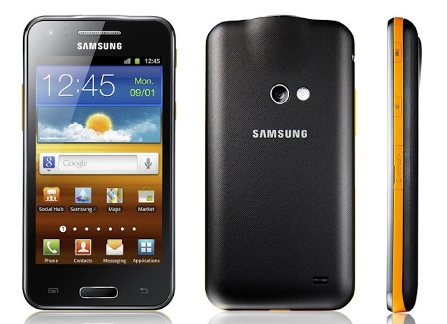 Samsung Galaxy Beam I8530 specs features