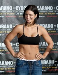 Gina Carano Height - How Tall