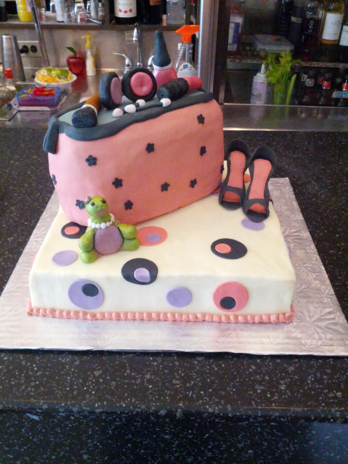 Second Generation Cake Design Divine Diva Cake