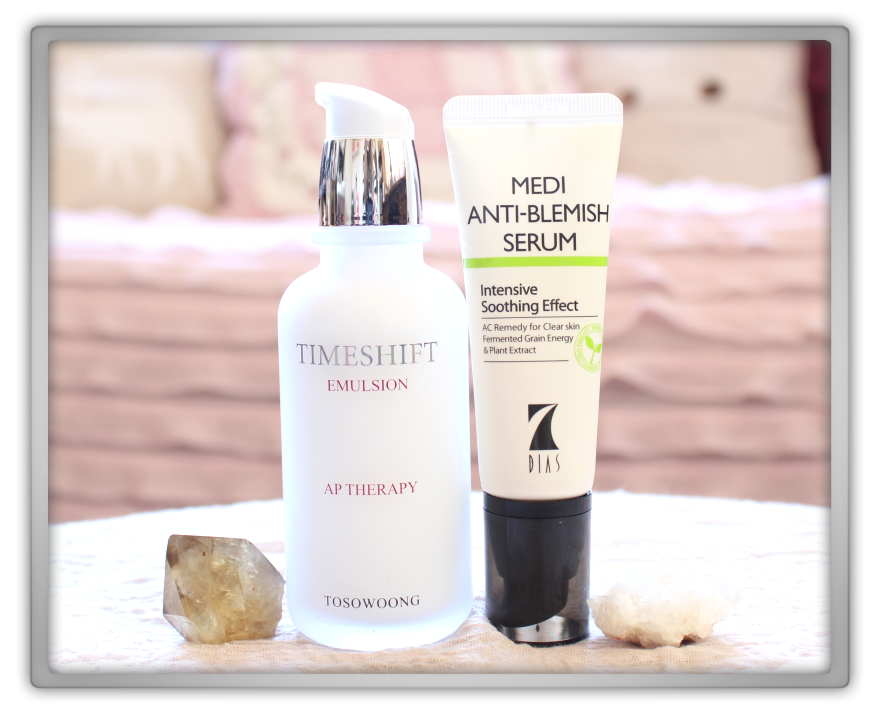 겟잇뷰티박스 by 미미박스 memebox beautybox Special #34 Whole Grain 2 unboxing review tosowoong time shift emulstion seven dias blemish serum