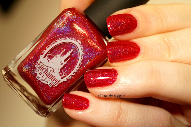 enchanted polish pandore