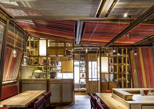 Pakta restaurant in Spain   Outdoor Furniture in Vietnam