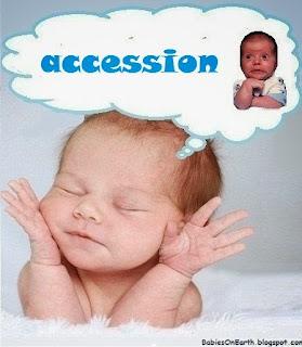 accession