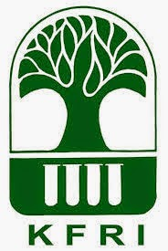 Kerala Forest Research Institute KFRI Jobs for (Senior Research Fellow) 2017-2018