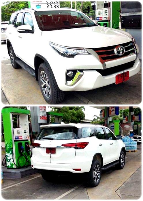 Gambar Terbaru All New Toyota Fortuner 2015