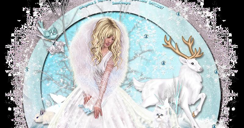 Sassi Designs: AM_PTU Crystal Snowflake