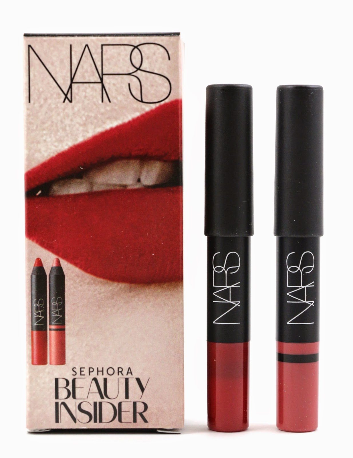 NARS Sephora Beauty Insider Birthday Gift Review