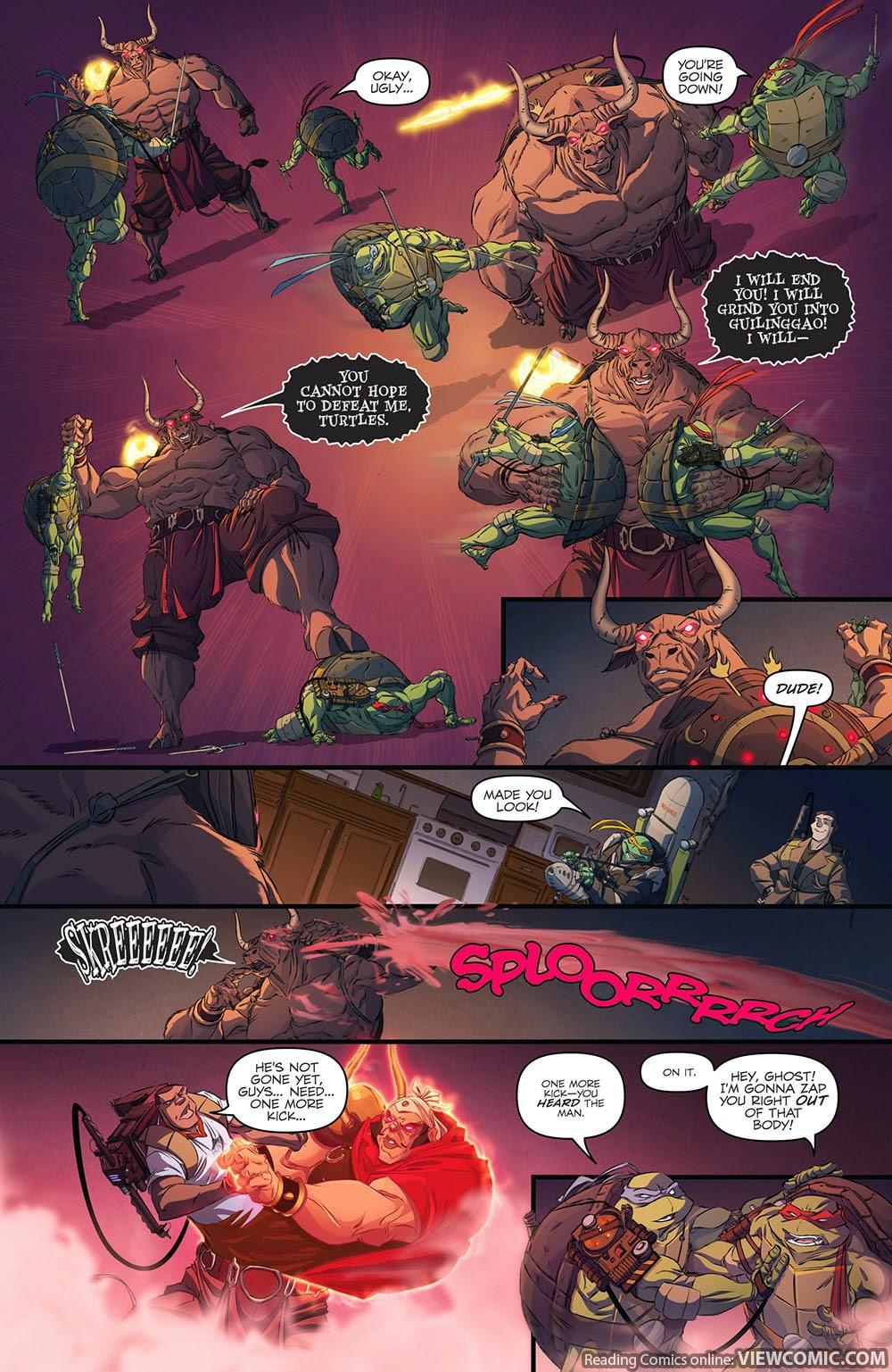 teenage mutant ninja turtles u2013 ghostbusters 004 2015 viewcomic