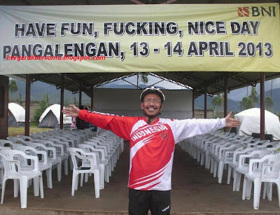Have fun fucking nice day Pangalengan Bank BNI