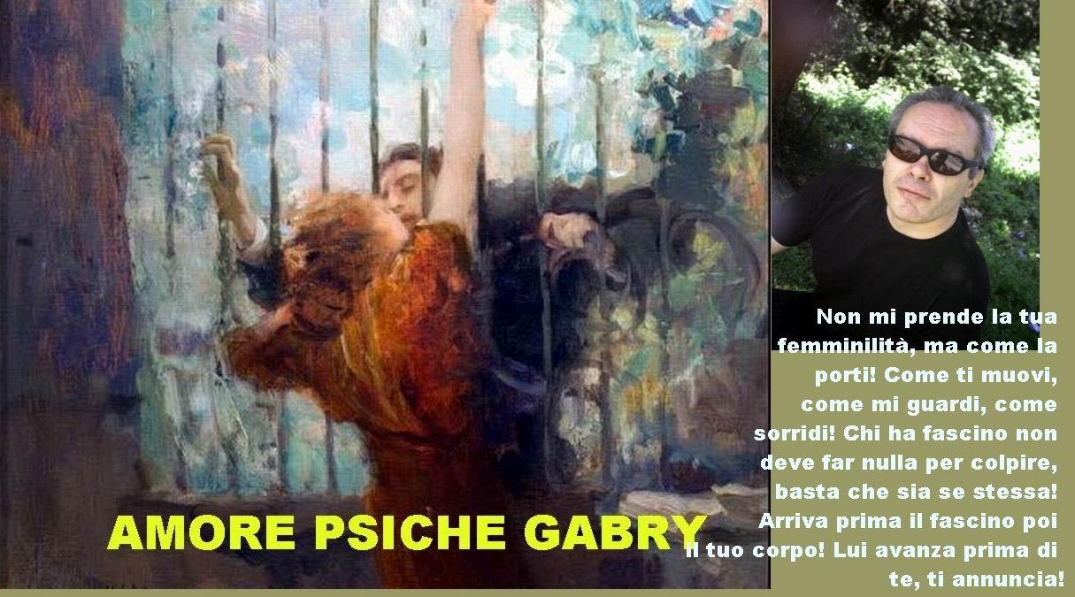 amore psiche gabry