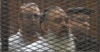 جلسة محاكمة حازم صلاح ابو اسماعيل