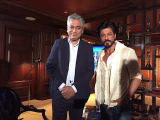 """Bollywood's top star Shahrukh Khan, who turned 50 on Monday, came out strongly against the rising intolerance in the country in a Twitter townhall event.   """"It's stupid to be religiously intolerant… Not being secular in this country is the worst kind of crime you can do as a patriot,"""" he said."""