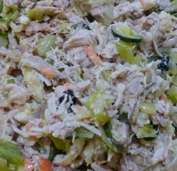 bimby, insalata di pollo tonnata