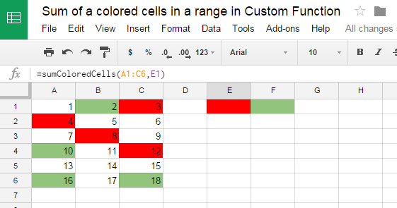how to change active range in google sheets