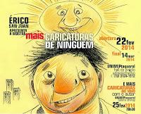 """""""Mais Caricaturas de Ninguém"""" - Universidade Metodista de Piracicaba, SP (2014)"""