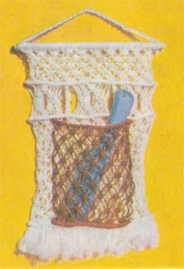 Макраме панно для начинающих схемы плетения