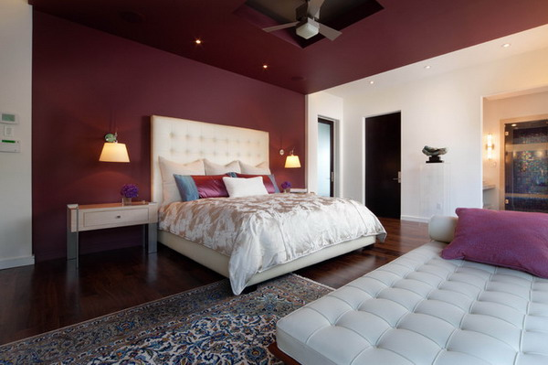 bedroom paint colors and moods