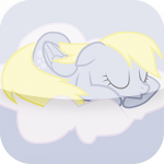 Derpy Hooves Sweet Dream