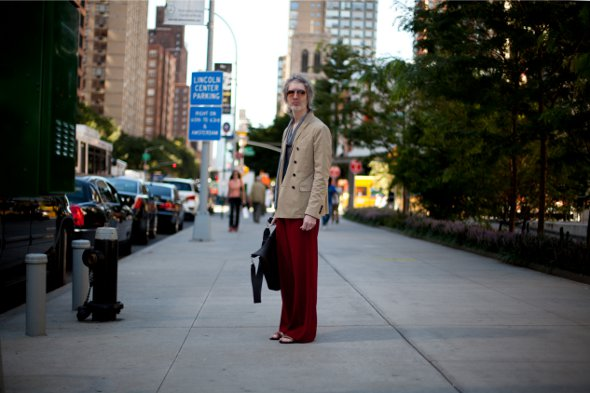 wideleg pants for men, mens street style, fashion in new york, street style in new york