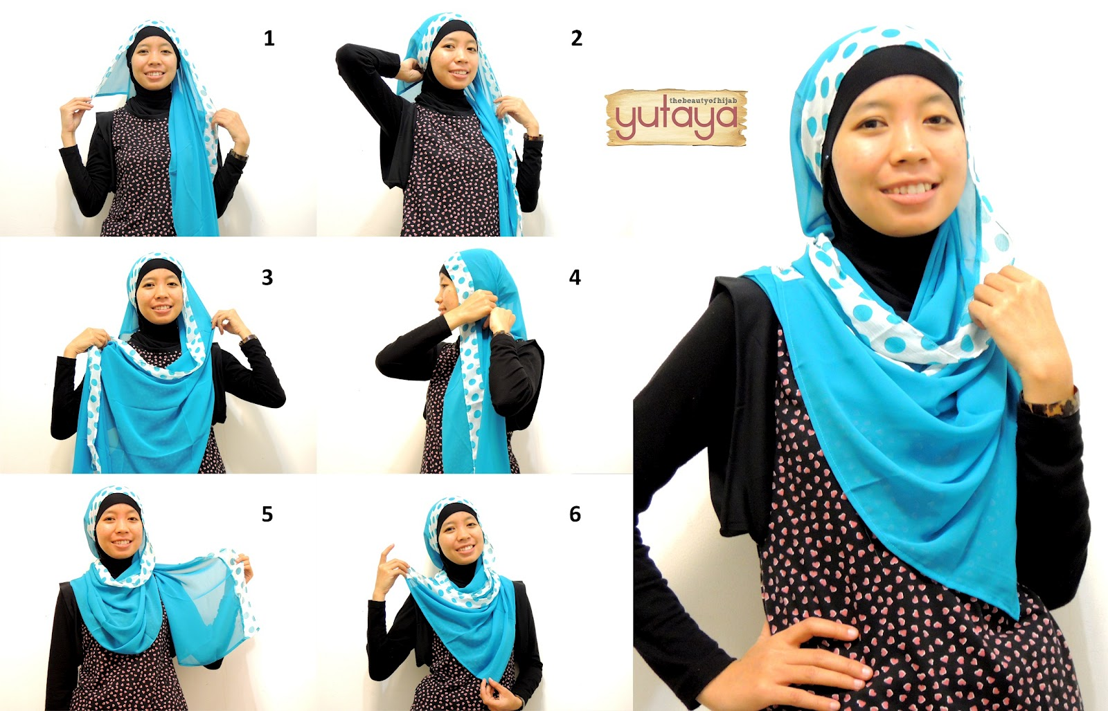 Yutaya Hijab August 2012