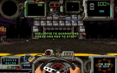 Quarantine game