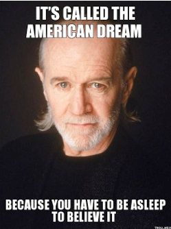 Meme of David Harvey