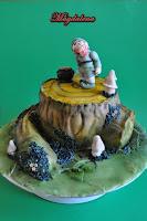 Dzień Św. Patryka.   St. Patrick's Day cake.