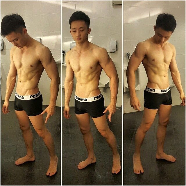 Indonesian hot muscle man porn, rubbing ass pussy gif